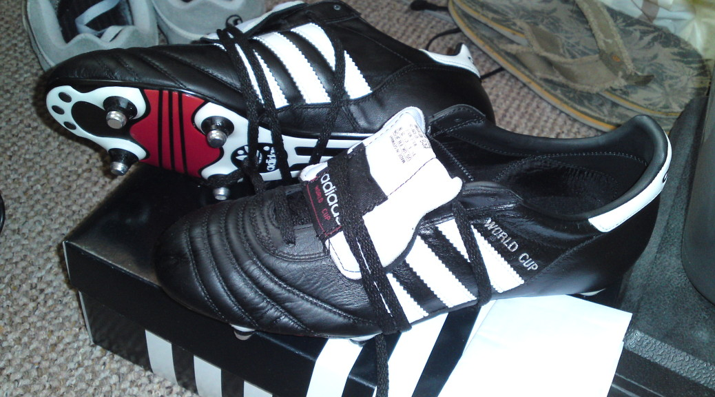 Adidas World Cup Football Boots