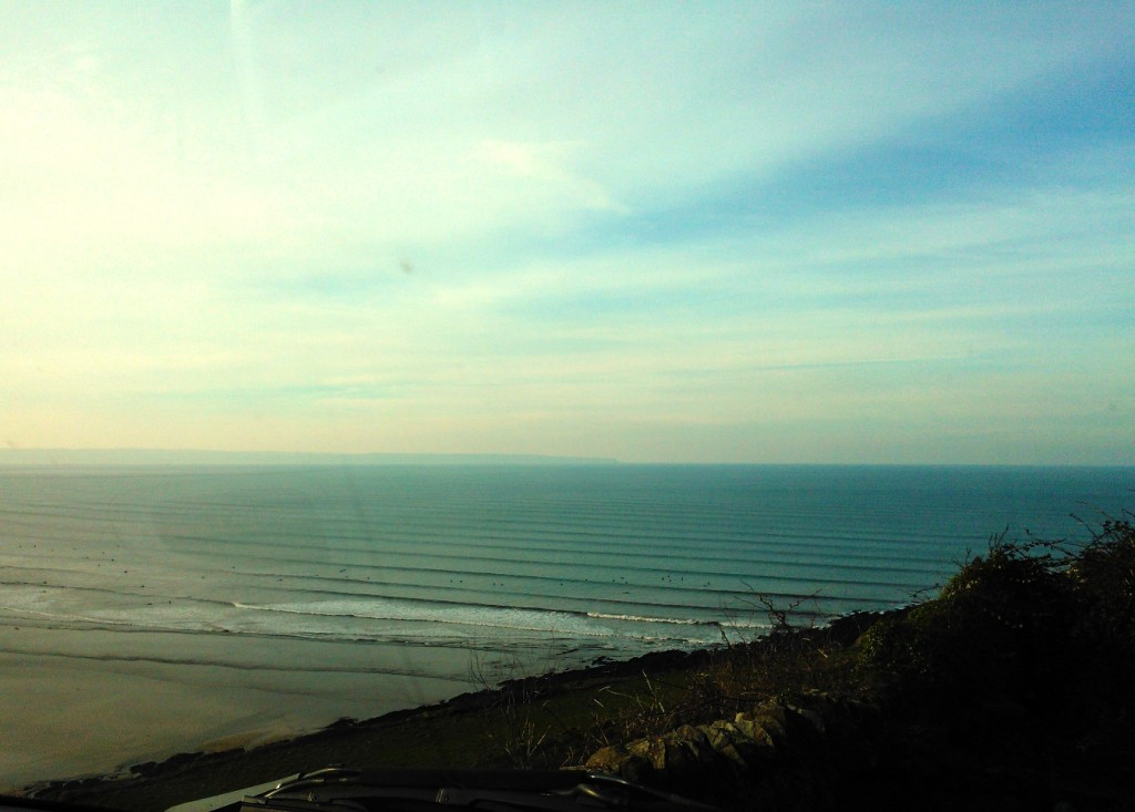 Saunton Winter Swell