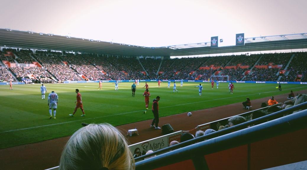 Saints v QPR