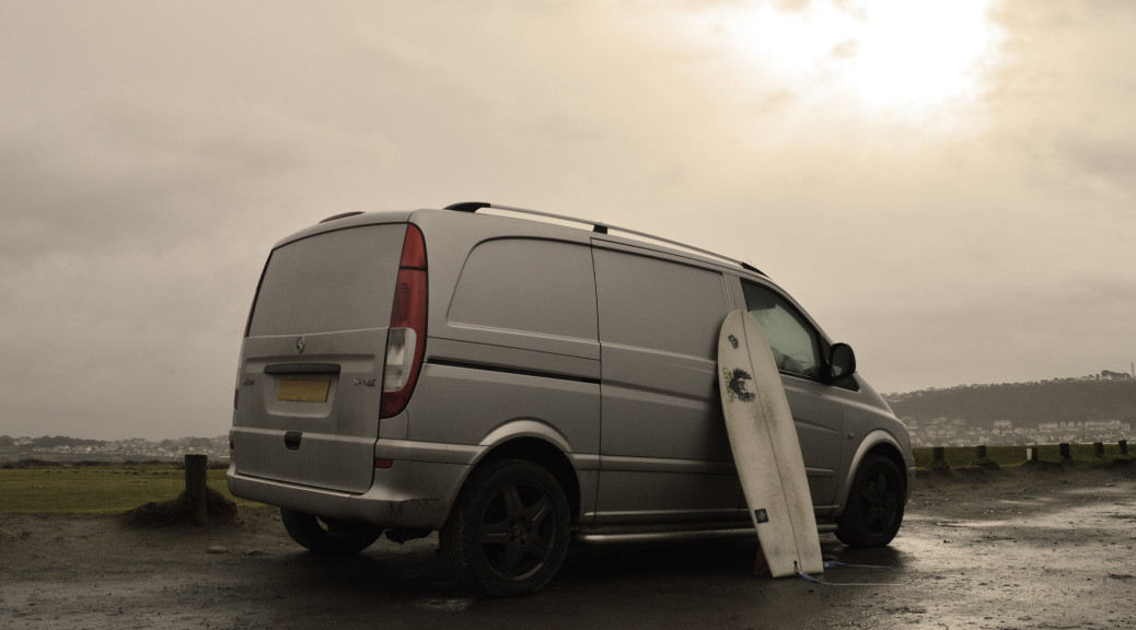 Vito Van at Sandymere