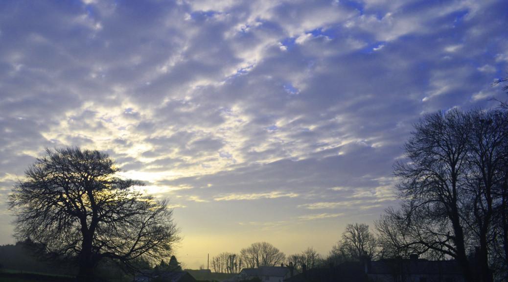 Devonshire Sunrise