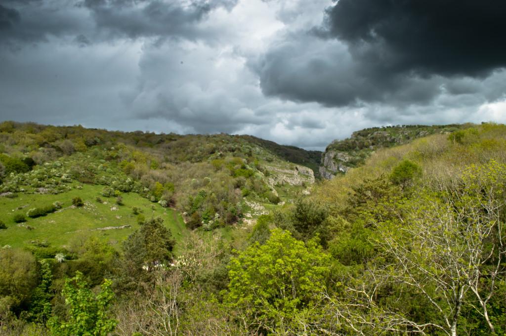 Cheddar Gorge Spring 2014